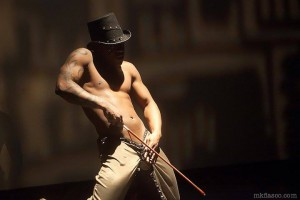 Ray Gunn, hailing from Chicago, IL, set to perform at Bass Cabaret on Nov 22