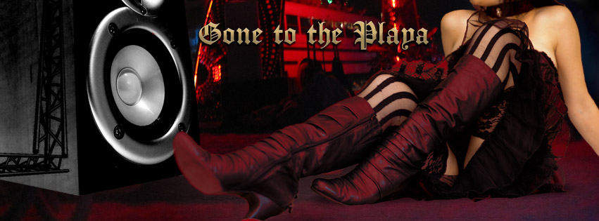 Gone to the Playa: Burning Man cover photo by PartyGirl Pearl