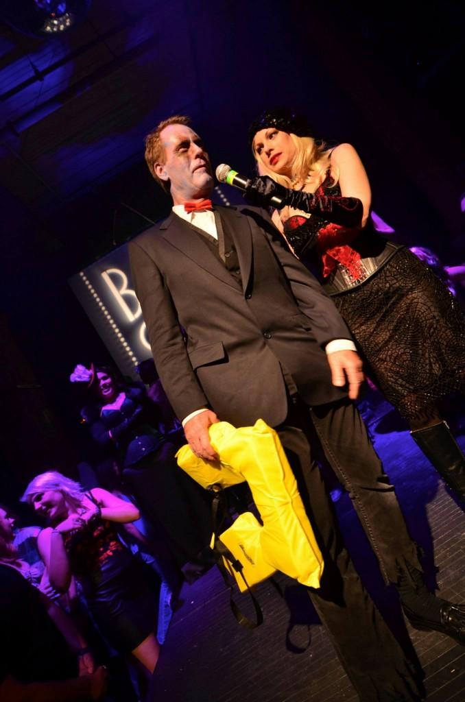 Bass Cabaret: A Titanic Experience 11/23/14 facebook gallery